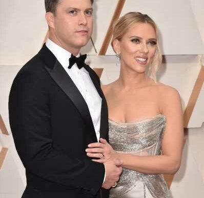 Scarlett Johansson est enceinte