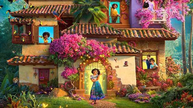 Teaser Encanto : le Disney de Noël se dévoile