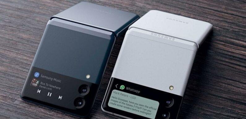 Un Samsung Galaxy Z Flip 3 Lite officialisé lors de l'événement Unpacked ?