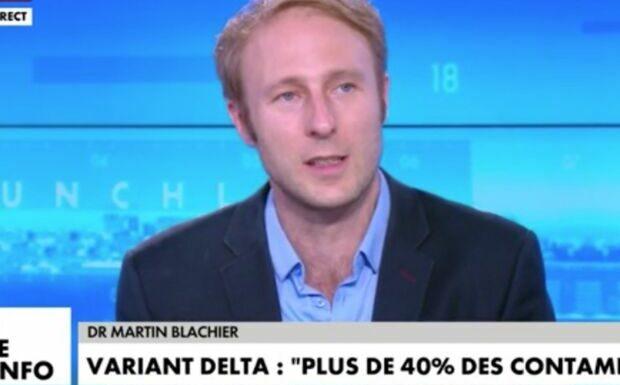 VIDEO «Inadmissible»: Martin Blachier remonté contre Emmanuel Macron et la stratégie du gouvernement