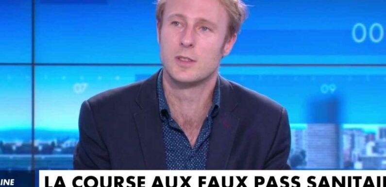 """VIDEO – Martin Blachier """"pas fan absolu"""" du pass sanitaire : il s'explique"""