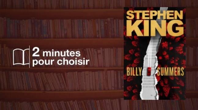 « Billy Summers », l'écrivain tueur de Stephen King débarque en VO