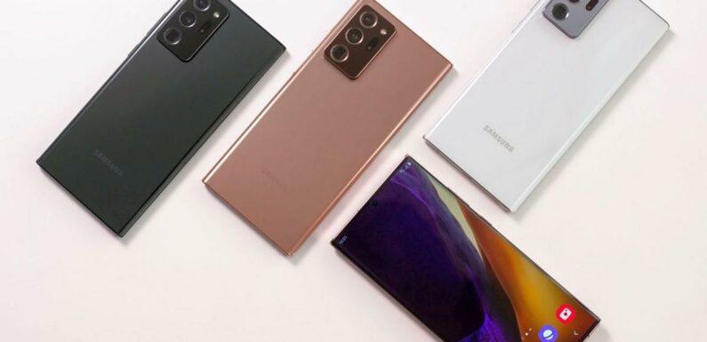 Bon Plan Samsung Galaxy Note 20 : Le haut de gamme sous la barre des 600 euros avec -43%