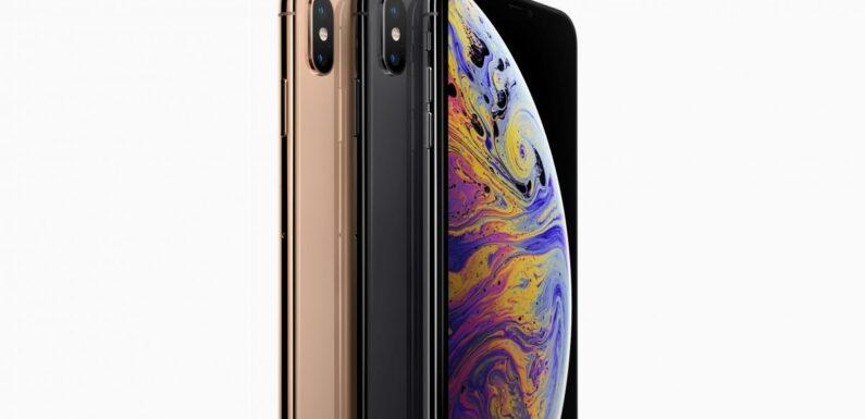 Bon Plan iPhone XS : Le puissant téléphone d'Apple profite d'une remise de 39%