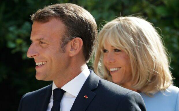 Brigitte et Emmanuel Macron: leur piscine à Brégançon, fantasmes et réalités