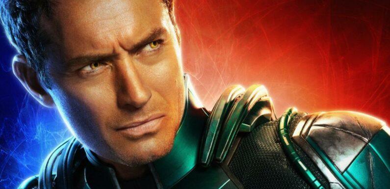 Captain Marvel 2 : Yon-Rogg (Jude Law) de retour dans la suite ?