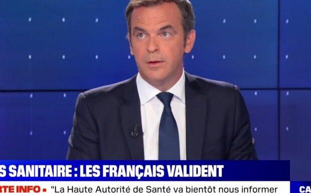 «Ce n'est pas un responsable politique»: Olivier Véran s'en prend violemment à Florian Philippot