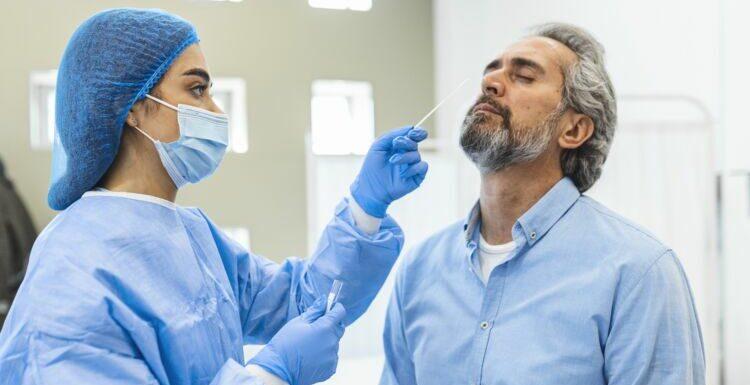Covid-19 : ce test PCR permet d'identifier les patients à risque de forme grave