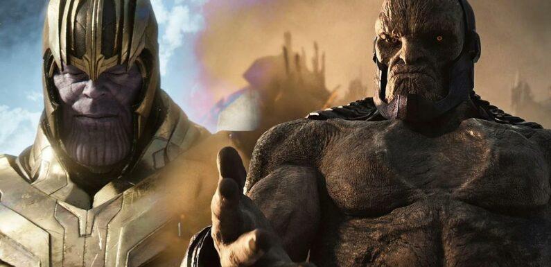 Darkseid vs Thanos : qui remporterait le combat ?