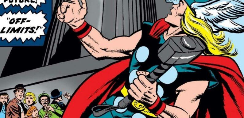 Des comics Marvel vendus à prix d'or au format NFT