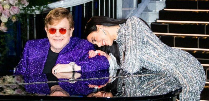 Dua Lipa en duo avec Elton John sur Cold Heart, un single aux influences electro-disco
