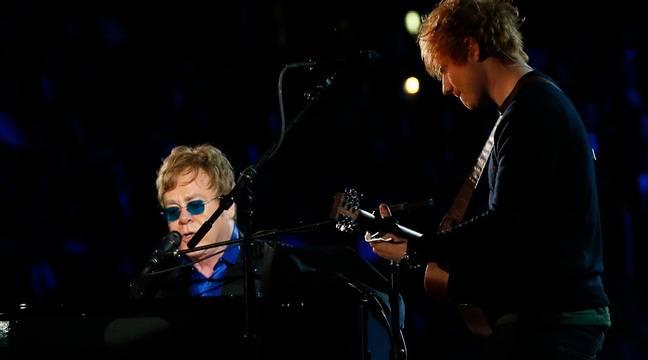 Ed Sheeran et Zoë Kravitz sont dans le Fil des Stars