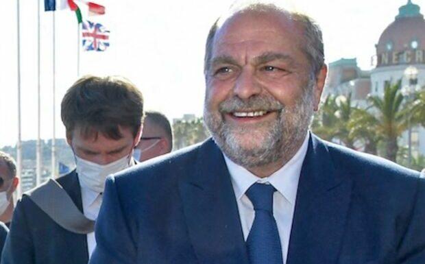 Éric Dupond-Moretti: «montre de luxe et bouton de manchette», cette image désastreuse pour le ministre