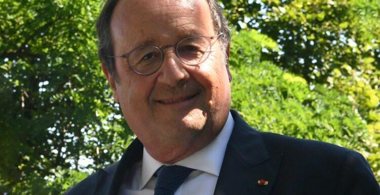 François Hollande : cette adorable vidéo de sa petite-fille de 2 ans, fan de rugby comme lui !