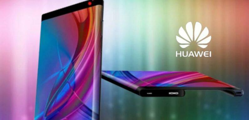 Huawei travaille sur un smartphone Mate X enroulable