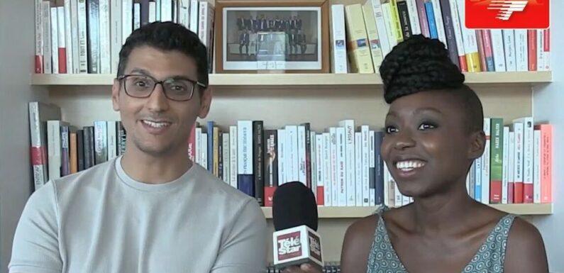 INTERVIEW VIDEO. Scènes de ménages : casting, première rencontre… Claudie Mongumu et Ryad Baxx se confient