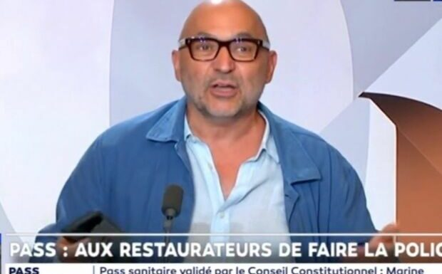 «Il fait de la télé-réalité»: Philippe Etchebest pris en grippe par un autre restaurateur