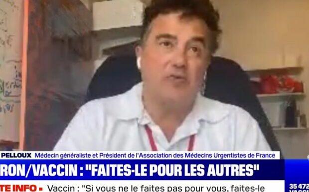 «Il n'incarne rien du tout»: Patrick Pelloux s'en prend au Pr Alain Fischer