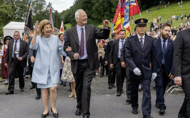 Inquiétude: la princesse Marie, épouse du souverain du Liechtenstein, fait un AVC à 81 ans