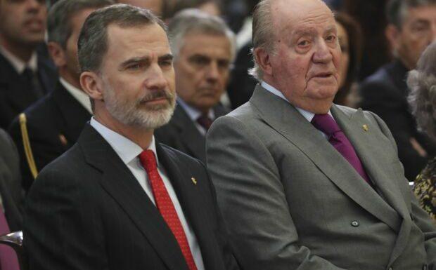 Juan Carlos et Felipe d'Espagne: entre émotion et indignation, leurs retrouvailles déchaînent déjà les passions…