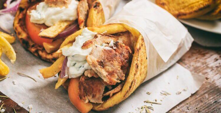 La recette simple et rapide du kebab à la grecque