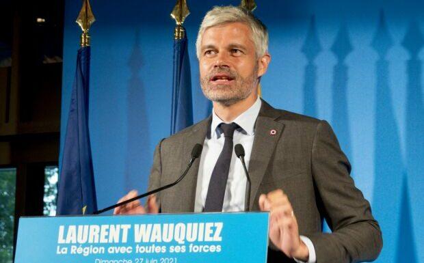 Laurent Wauquiez renonce à la présidentielle: «Ce n'est pas une décision facile»