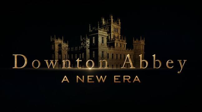 Le deuxième film «Downton Abbey» a une date de sortie