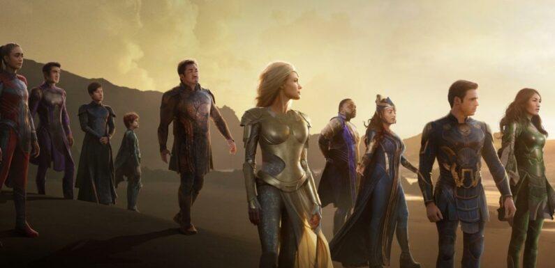 Les Éternels : Les conséquences d'Avengers Endgame dévoilées dans la bande-annonce finale