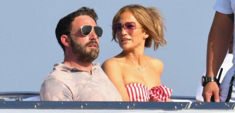 Les Hamptons, Capri, Saint-Tropez… Jennifer Lopez et Ben Affleck, la tournée de l'amour