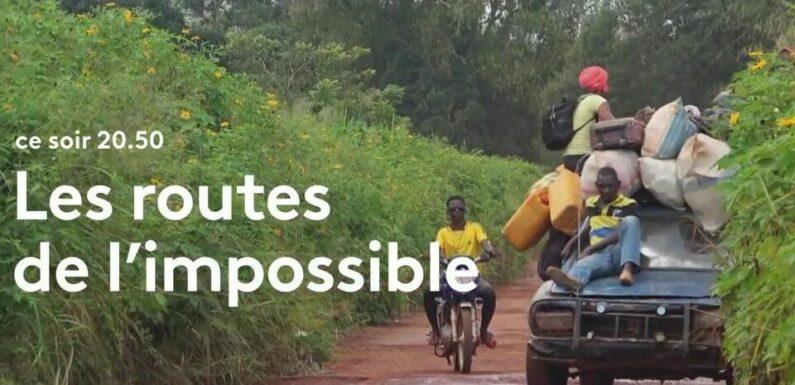 Les routes de l'impossible : dans quel pays a été tourné le numéro de ce soir ?