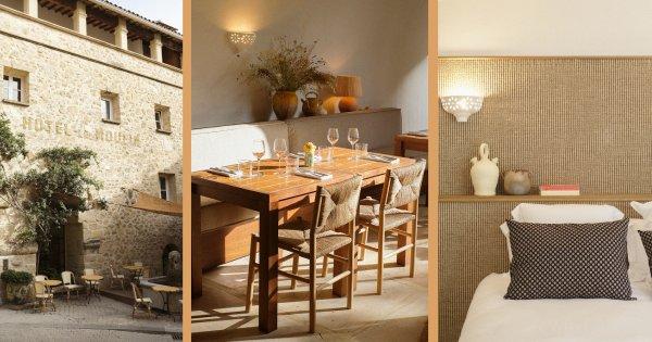 L'hôtel Le Moulin: la pause provençale à Lourmarin