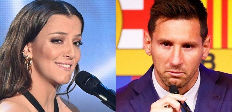 Lionel Messi au PSG, Camille Lellouche le tacle