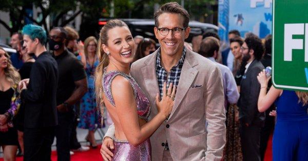 Love Story: Blake Lively et Ryan Reynolds