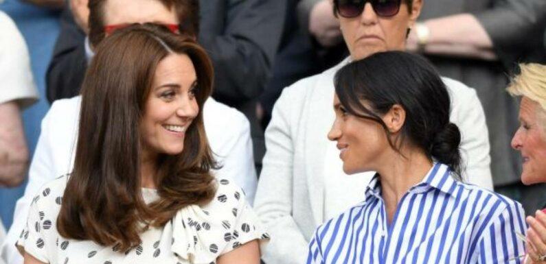 Meghan Markle et Kate Middleton de nouveau proches au point de collaborer ensemble ? Les nouvelles déclarations