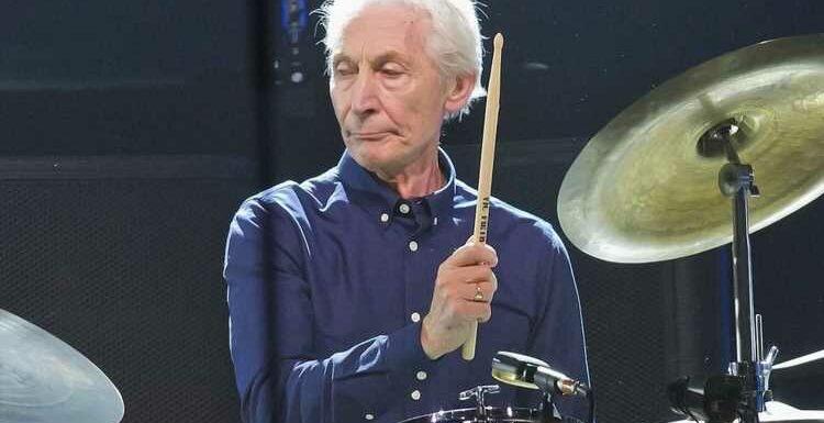 Musique : mort du batteur des Rolling Stones, Charlie Watts