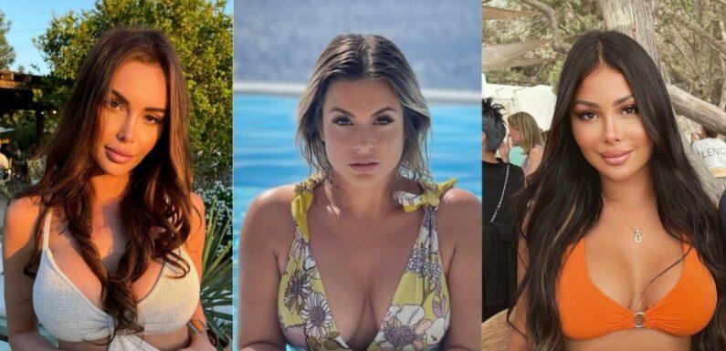 Nabilla, Carla Moreau, Maeva Ghennam… Sadek s'en prend méchamment aux candidates de télé-réalité