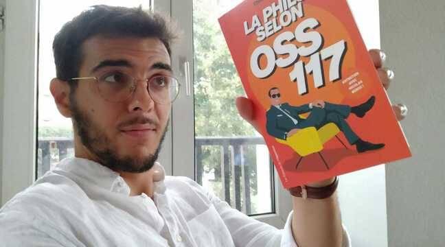 « OSS 117 est juste un enfant », explique l'auteur d'un livre de philo