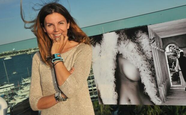 PHOTO – Véronika Loubry amoureuse de Gérard: sa tendre déclaration
