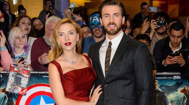Scarlett Johansson et Chris Evans seront à l'affiche d'un film d'action