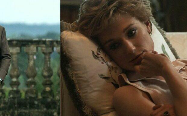 The Crown 5: les premières images des acteurs qui incarnent Charles et Diana