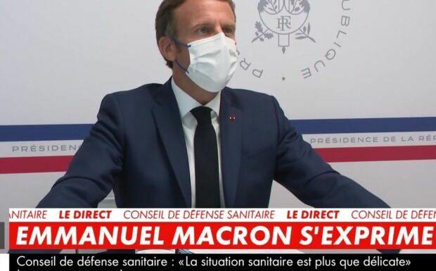 VIDEO – «La situation est plus que délicate»: Emmanuel Macron tire la sonnette d'alarme