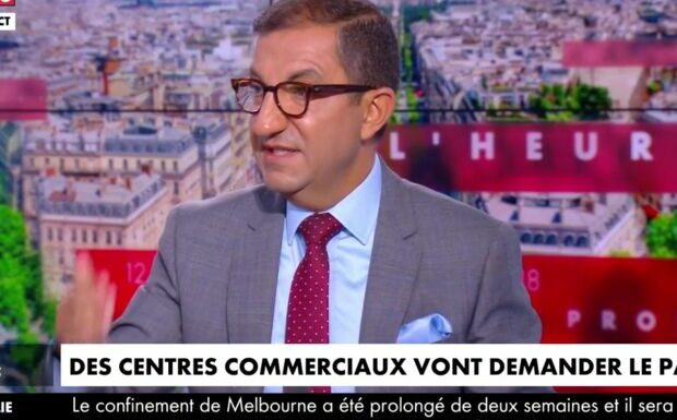 VIDEO – «On nous emmerde de manière vicelarde»: Jean Messiha tape sur Emmanuel Macron