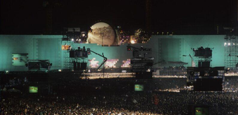 VIDEO. Scorpions, Pink Floyd, David Hasselhoff… La playlist de la chute du mur de Berlin