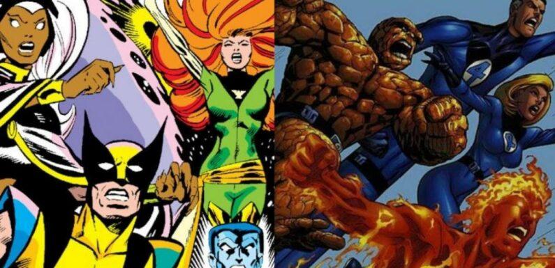 What If…? : Les X-Men et les 4 Fantastiques font-ils partie de la série ?