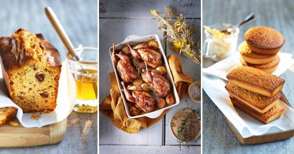15 recettes d'automne au miel