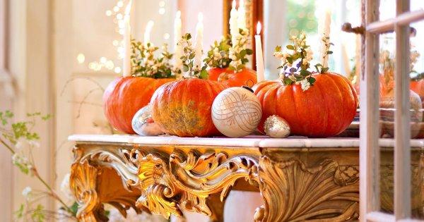 16 idées de déco de table pour Halloween