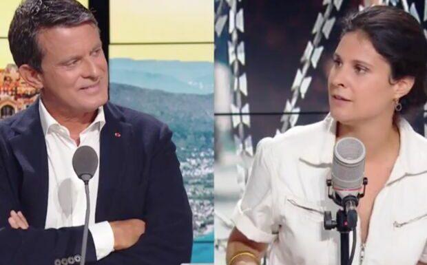 Apolline de Malherbe et Manuel Valls: un homme les rapproche depuis longtemps