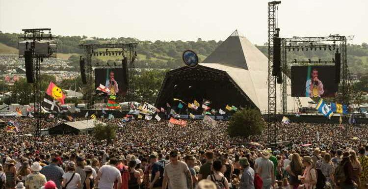 Au festival de Glastonbury, la drogue contenue dans l'urine des festivaliers menace les anguilles