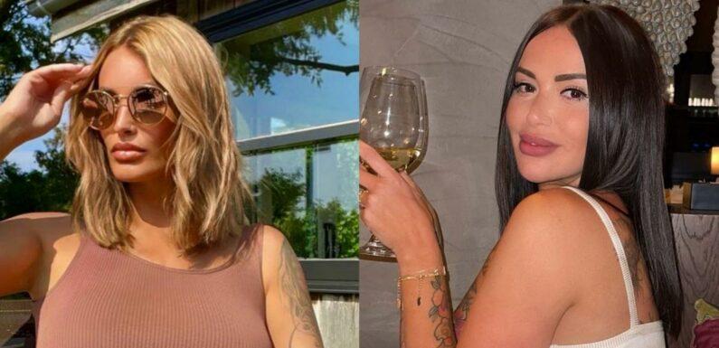 Aurélie Dotremont virée d'un club à Ibiza avec Jelena à cause de la drogue ? Elle prend la parole