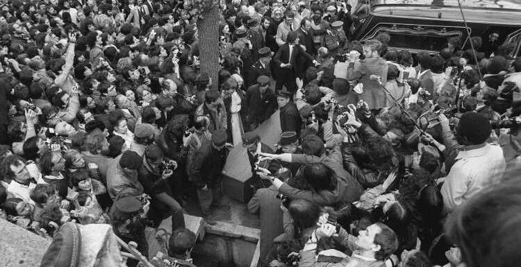 Avant Jean-Paul Belmondo, les hommages aux géants de la culture, de Victor Hugo à Aznavour